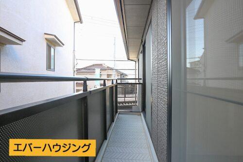 2階のバルコニースペースです。
