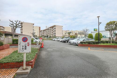 駐車スペースです。※要空き確認