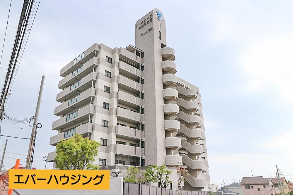 山陽電鉄「魚住駅」まで徒歩4分!便利な駅チカマンションです(2021年4月30日)撮影