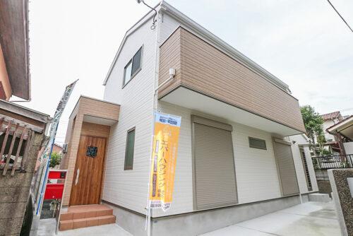 2020年11月築!すぐにご案内可能です。JR「舞子駅」から徒歩15分!現地(2021年8月)撮影