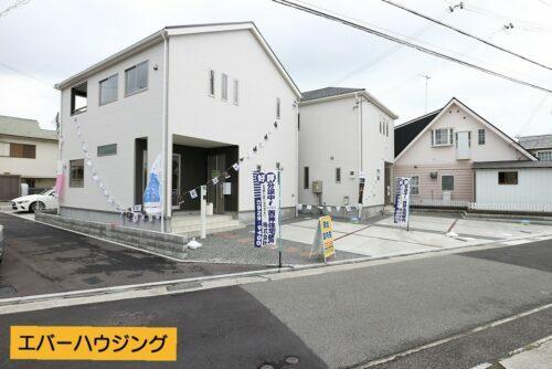 山陽電鉄「西江井ヶ島」駅から徒歩4分! 2区画ございます♪ 現地(2020年6月)撮影