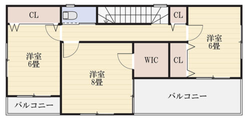 建物価格 1680万円 建物面積 105.99㎡