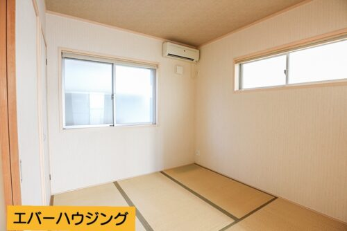 1階の和室4.5畳のお部屋です。