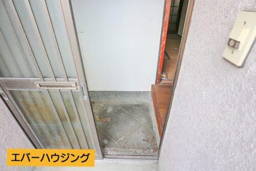 玄関スペースです。 弊社にてお客様のご要望に合わせた様々なリフォームプランをご用意しております。