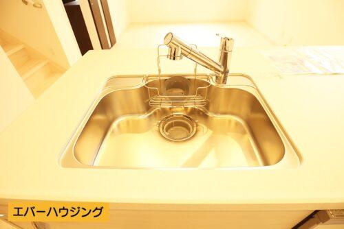 キッチン水栓です。