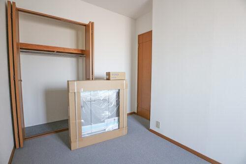 洋室5.1帖のお部屋です。