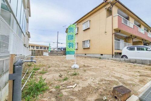 建築条件なし!お好きなハウスメーカーで建築可能♪現地(2021年5月)撮影