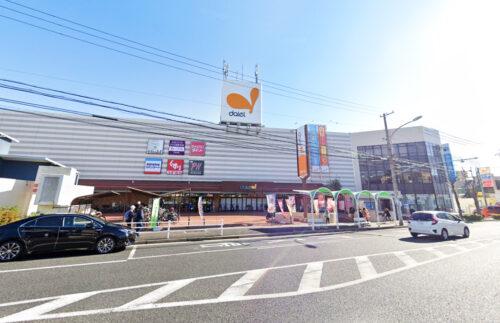 【周辺環境】ダイエー舞子店(周辺)