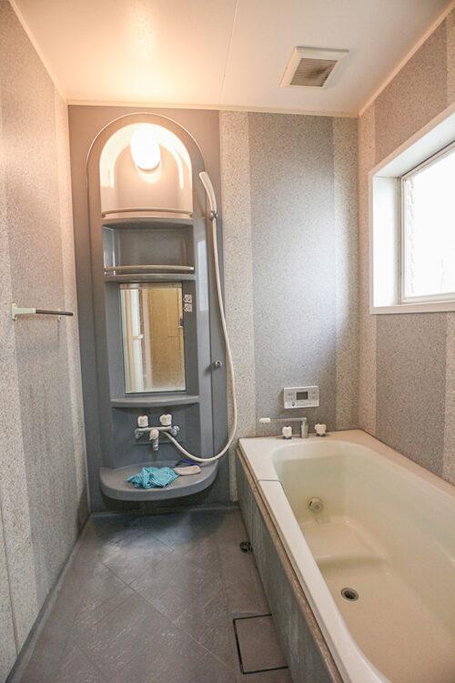 バスルーム。水回りのリフォームもご相談下さい。