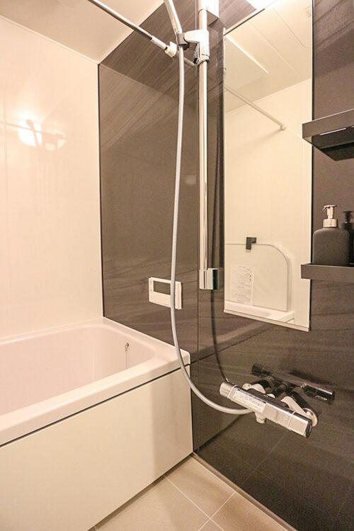 浴室です。リフォームにて新調済みです。室内(2021年10月)撮影