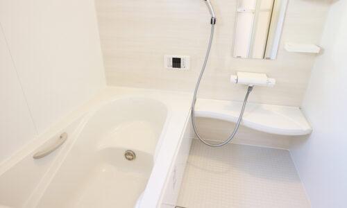 同形状・同仕様写真です。バスルームは浴室乾燥暖房付き。