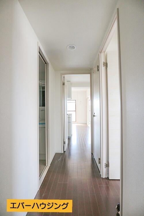 廊下スペースです。