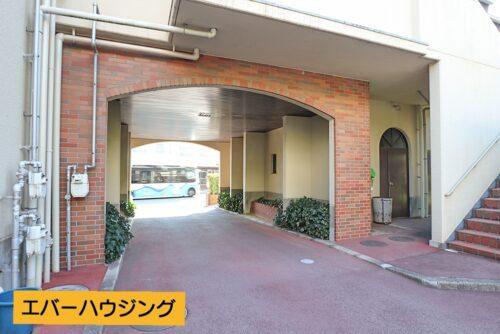 建物入口部分です。